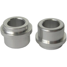 SR Suntour Shock eye aluminum bushings För 24mm Tjocklek / 12,7mm silver